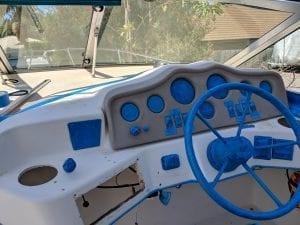 boat dash masked