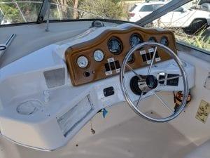 like new boat dash